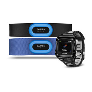 Garmin Forerunner 920xt Tri Bundle - Black/Grey with HRM-Swim & HRM-Tri