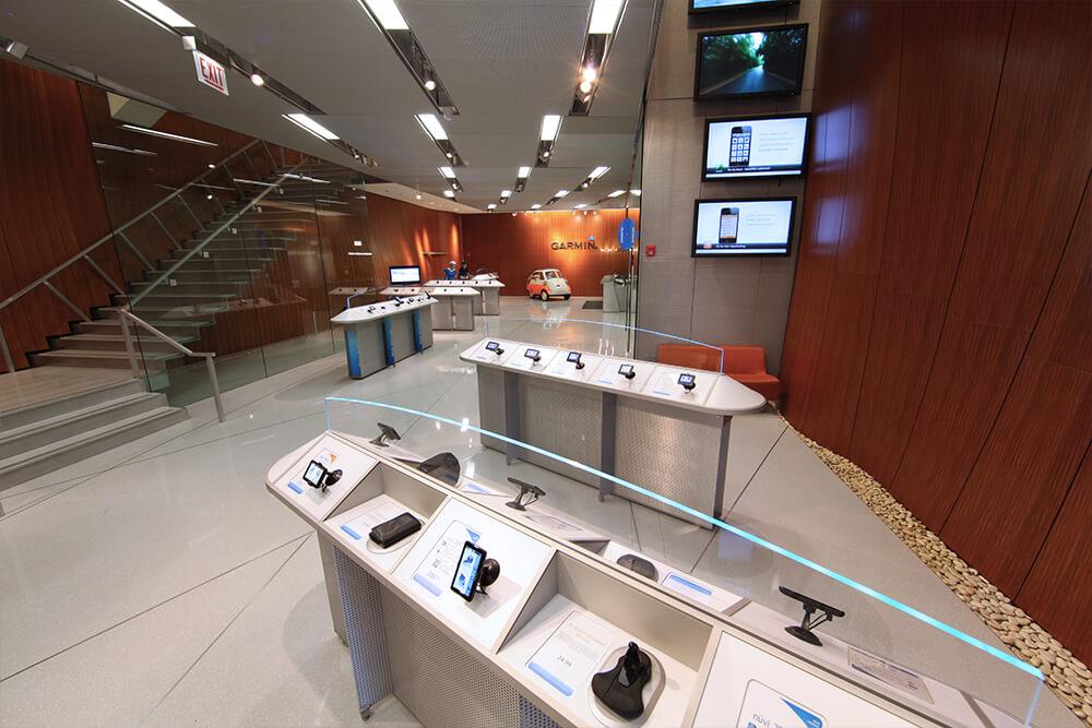Garmin office picture