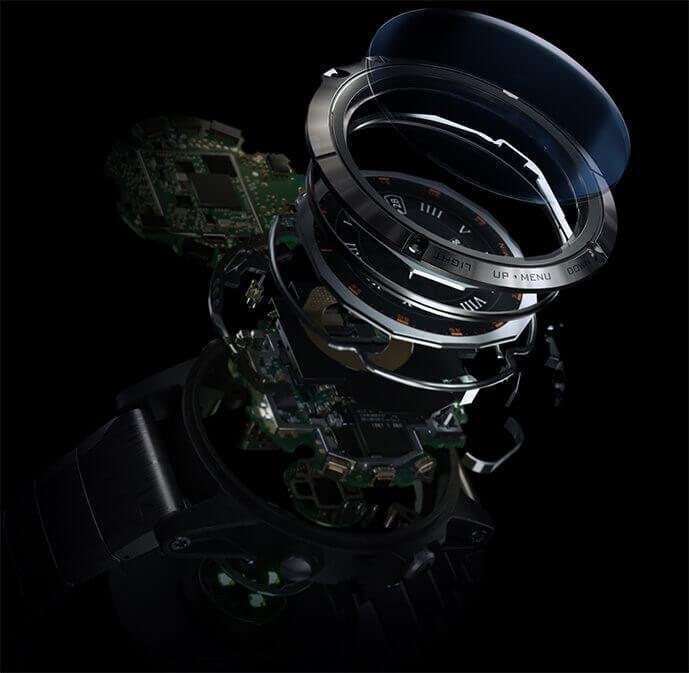 Garmin Technology