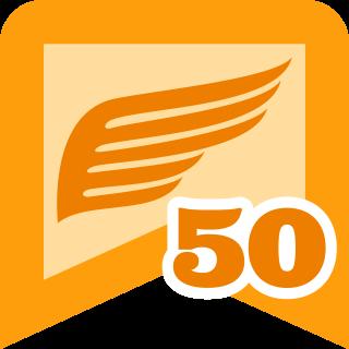 50 000 kroků
