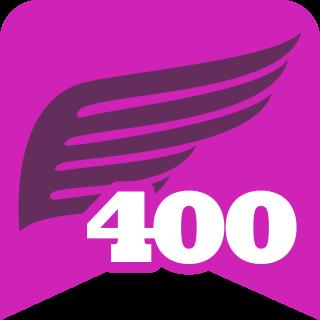 400 000 kroků