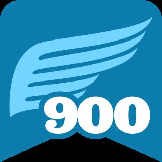 900 000 kroků