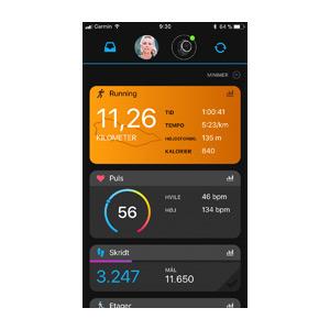 Garmin Connect™ Mobile app 6