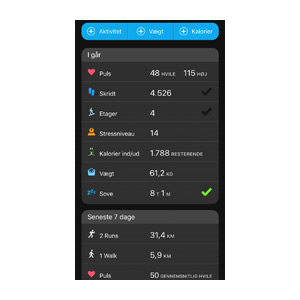 Garmin Connect™ Mobile app 9