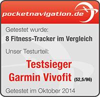 Testsieger Pocketnavigation