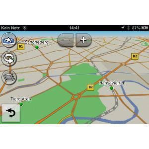 Garmin StreetPilot® für das iPhone 2