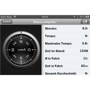 Garmin StreetPilot® für das iPhone 3