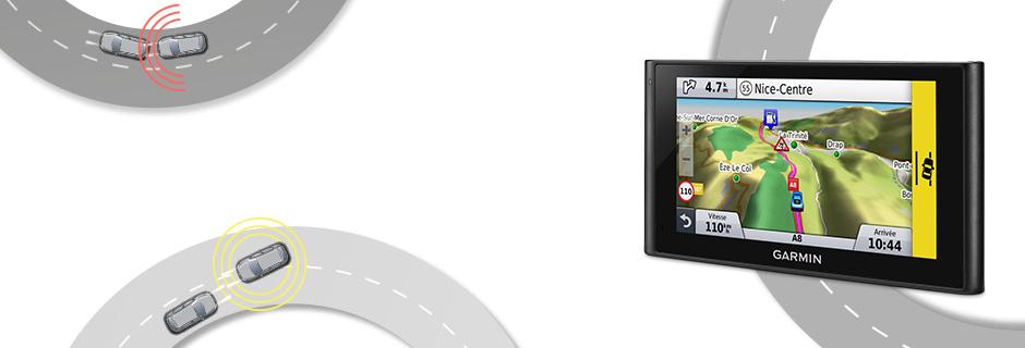 nüviCam™ - GPS avec caméra intégrée (Dash Cam)