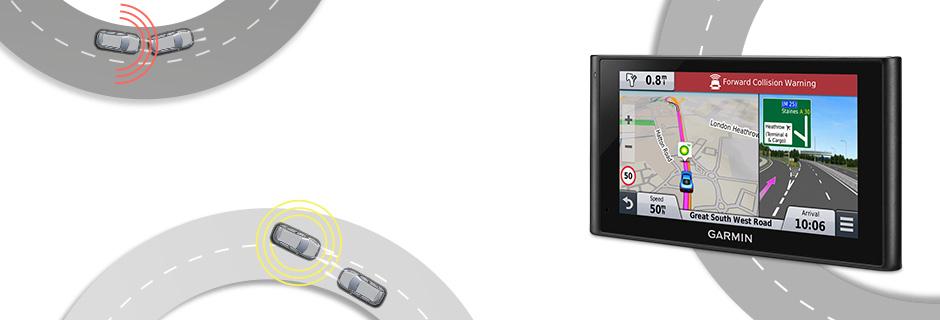 nüviCam™ - navigator med innebygd kamera