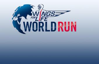 Lancia la tua sfida al mondo con la Wings for Life