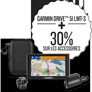 Promotion d'hiver sur les GPS