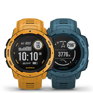 Instinct™ Rugged GPS Watch