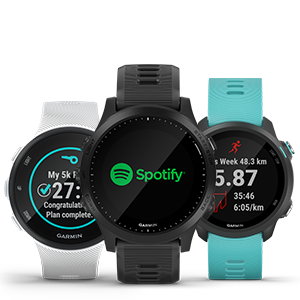 FORERUNNER® FOR RUNNERS