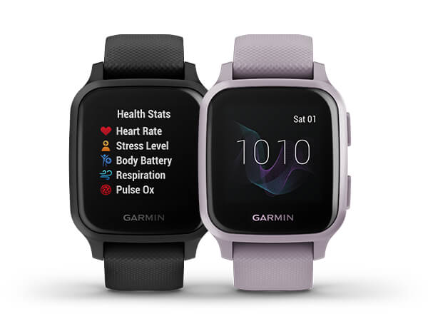 VENU® SQ SERIES  GPS SMARTWATCHES