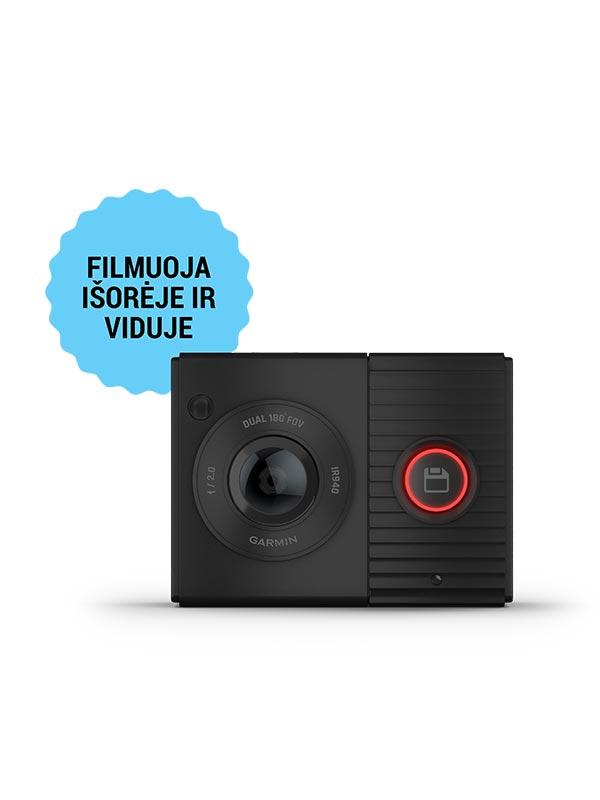 """Garmin Dash Cam™"" dviguba kamera"
