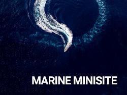 Marine minisite