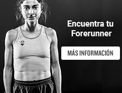 Find Your Forerunner - Más información