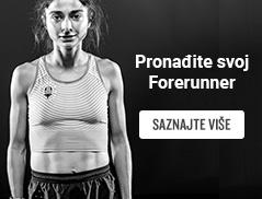 Find Your Forerunner - Saznajte više