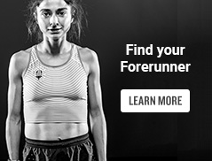 Find Your Forerunner - Learn More