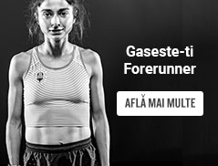Find Your Forerunner - Află mai multe