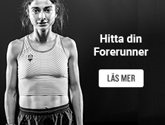 Find Your Forerunner - Läs mer