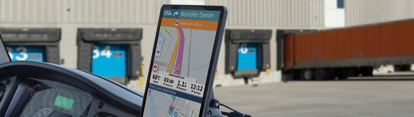 Garmin dēzl™ LGV800 - Test & avis - Mon GPS Avis.fr