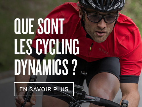 What is cycling dynamics?