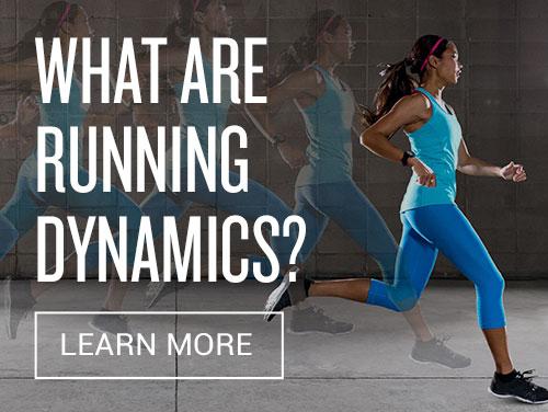 Running Dynamics