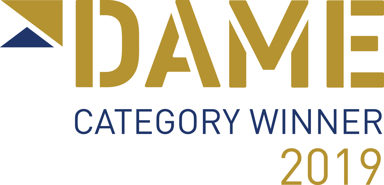 DAME Category Winner 2019