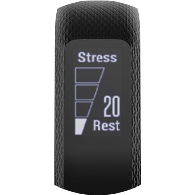vivosmart 3 - Stress