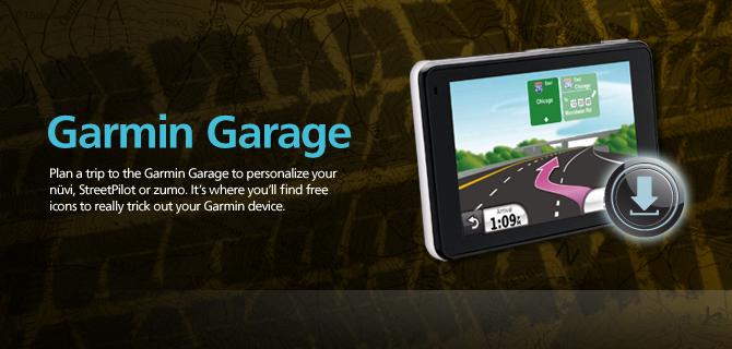 Garmin Garage™