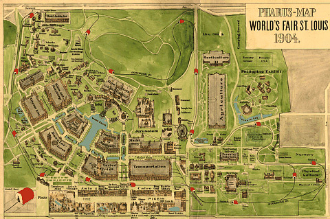 World's Fair Custom Map