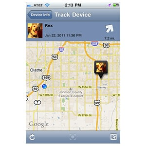 Garmin Tracker™ 4