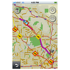 Garmin StreetPilot® for iPhone® 4