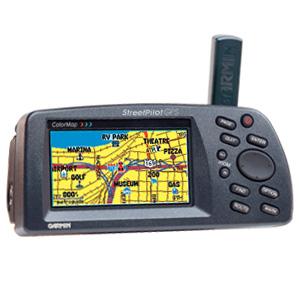 StreetPilot® ColorMap