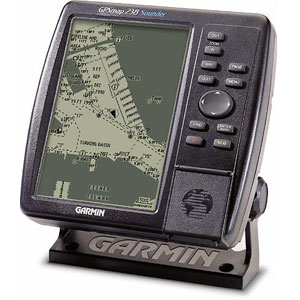 GPSMAP® 238 Sounder 1