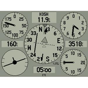 GPSMAP® 196 3
