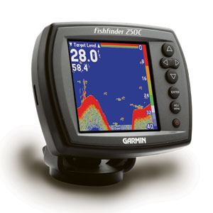 fishfinder 250c | garmin, Fish Finder