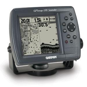 gpsmap 178 sounder | garmin, Fish Finder