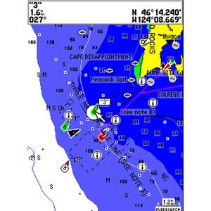 GPSMAP® 198C Sounder 2