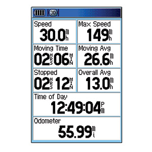 GPSMAP® 76Cx 3
