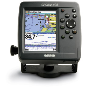 gpsmap 498 sounder | garmin, Fish Finder