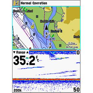 GPSMAP® 298 Sounder 2