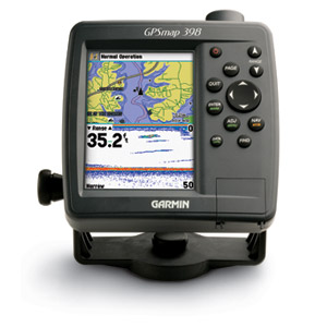 GPSMAP® 398 Sounder