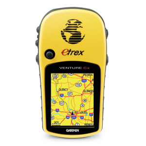 eTrex Venture®  Cx