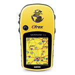 eTrex Venture Cx