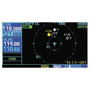 GTS™ 850 TCAS/ACAS I 10