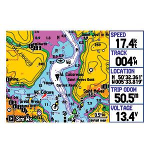 GPSMAP® 278 5