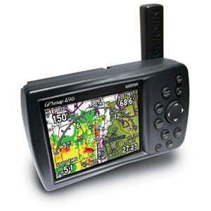 GPSMAP® 496 1