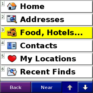 GPS Mobile 10 Bluetooth Europa 19